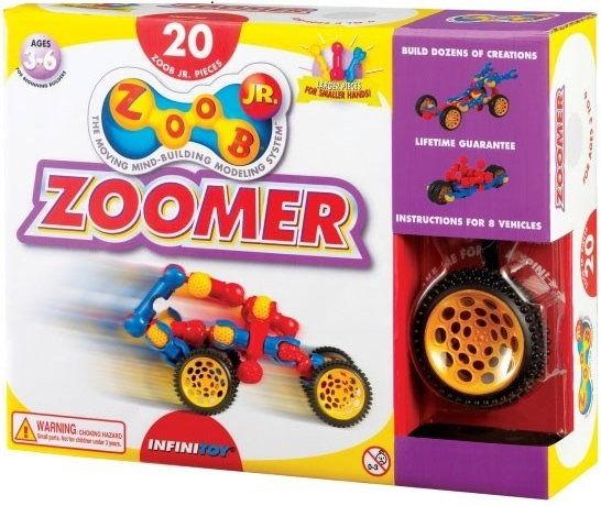 Klocki Zoob Junior - 20 el.