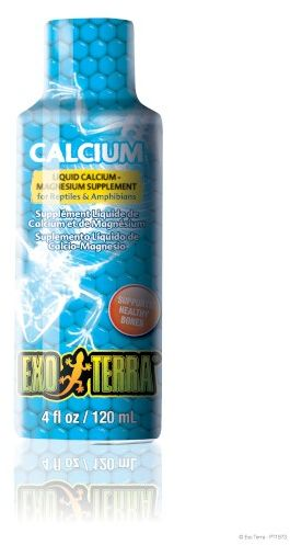 Exo-Terra wapno w płynie Calcium