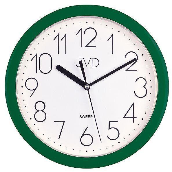 Zegar ścienny JVD HP612.13 Cichy mechanizm