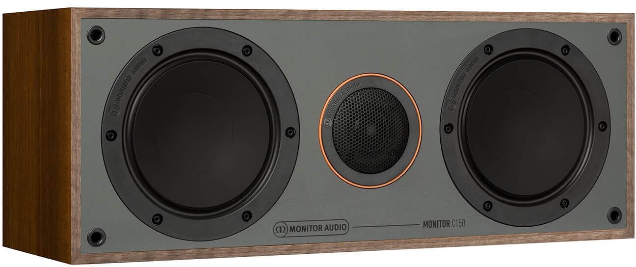 Monitor Audio Monitor C150 Walnut +9 sklepów - przyjdź przetestuj lub zamów online+