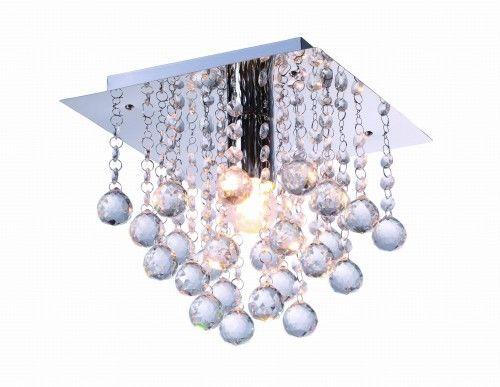 Lampa sufitowa kryształki LANCASTER CRYSTAL 627801-06 REALITY