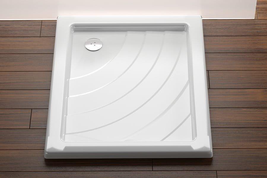 Ravak brodzik prostokątny akrylowy ANETA LA 75x90 cm A003701220