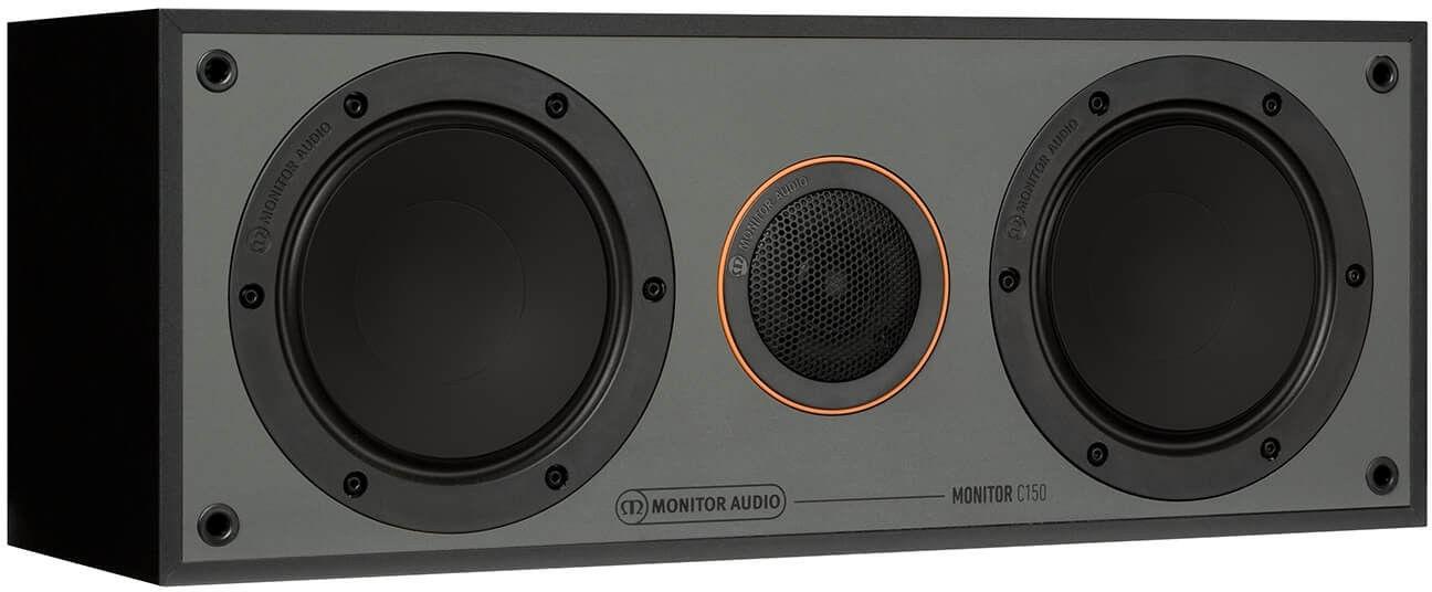 Monitor Audio Monitor C150 Black +9 sklepów - przyjdź przetestuj lub zamów online+