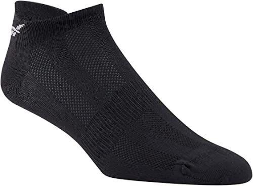 Reebok Damskie skarpetki Tech Style Tr W 3P, czarne/szare, XS