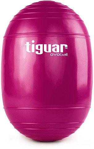 Piłka ovoball Tiguar śliwkowa