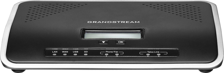 Grandstream UCM6202 - centrala IP-PBX 2FXO 2FXS