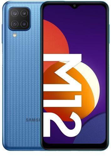 Samsung Galaxy M12 64GB Dual SIM niebieski (M127) SM-M127FLBVEUE