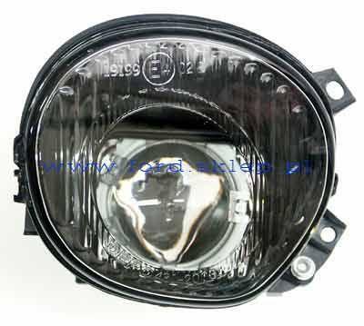 halogen przeciwmgielny Mondeo Mk2 - lewy