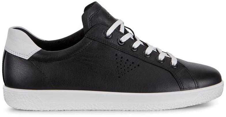 Buty sportowe damskie ECCO Soft 1 czarne40058301001