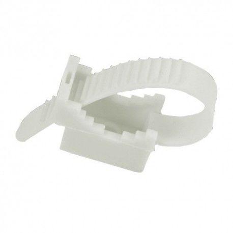 Uchwyt paskowy UP30 biały 12.2 E-P 6366
