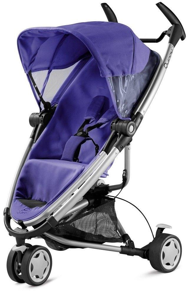 Quinny Yezz Wózek spacerowy Purple Pace