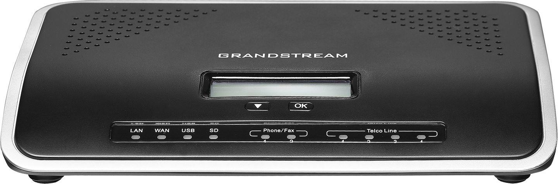 Grandstream UCM6204 - centrala IP-PBX 4FXO 2FXS