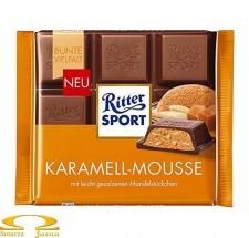 Czekolada Ritter Sport Karamell Mousse 100g