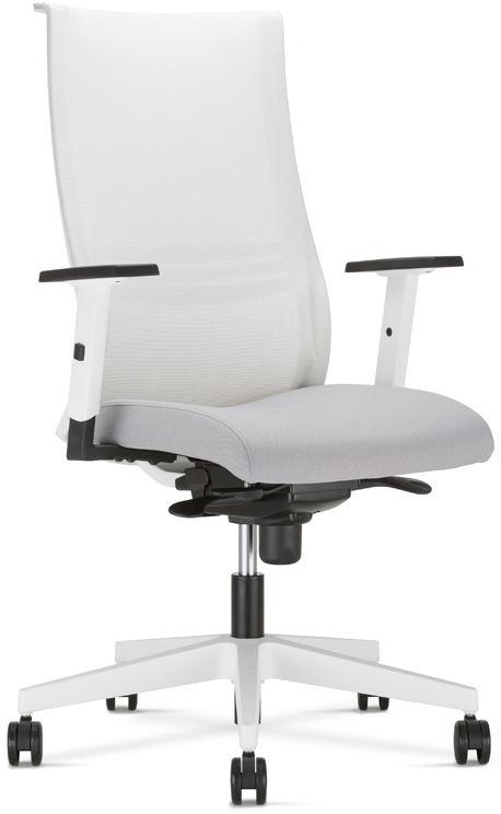 NOWY STYL Krzesło biurowe ALTUM HB BL MESH FS