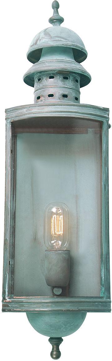 Kinkiet zewnętrzny Downing Street V Elstead Lighting klasyczna oprawa w dekoracyjnym stylu