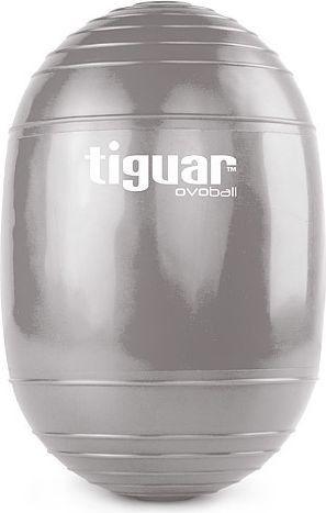 Piłka ovoball Tiguar szara
