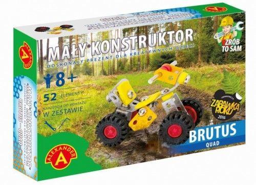 Mały konstuktor - Brutus Quad