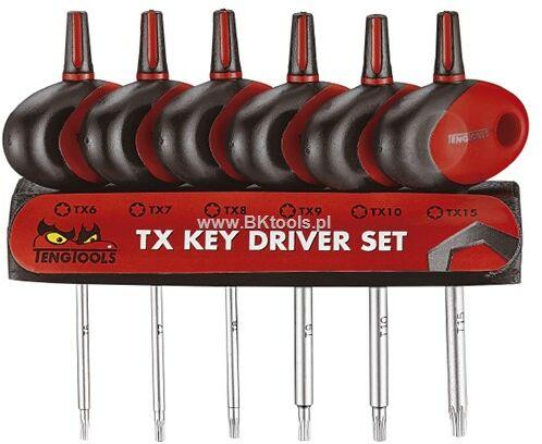 Zestaw wkrętaków precyzyjnych TORX 237730106 MDM706TXT