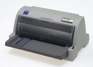 Drukarka igłowa Epson LQ-630 (C11C480019)