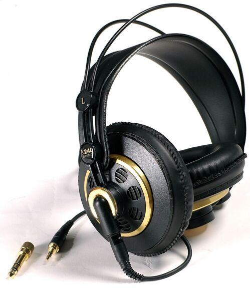 AKG K240 Studio (55 Ohm) słuchawki półotwarte