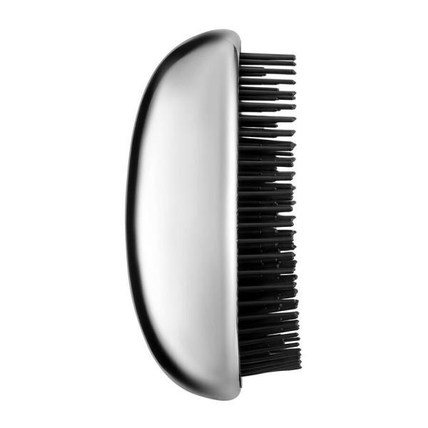 AJK Tangle Free Brush szczotka ułatwiająca rozczesywanie srebrna
