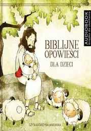 Biblijne opowieści - Audiobook.