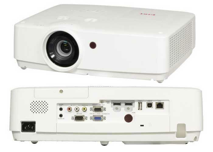 Projektor EIKI EK-308U+ UCHWYTorazKABEL HDMI GRATIS !!! MOŻLIWOŚĆ NEGOCJACJI  Odbiór Salon WA-WA lub Kurier 24H. Zadzwoń i Zamów: 888-111-321 !!!
