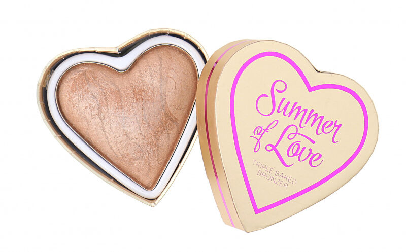 I Heart Revolution - Summer of Love Triple Baked Bronzer - Bronzer - SUMMER OF LOVE