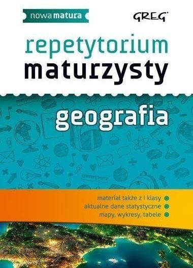 Repetytorium maturzysty. Geografia - Agnieszka Łękawa