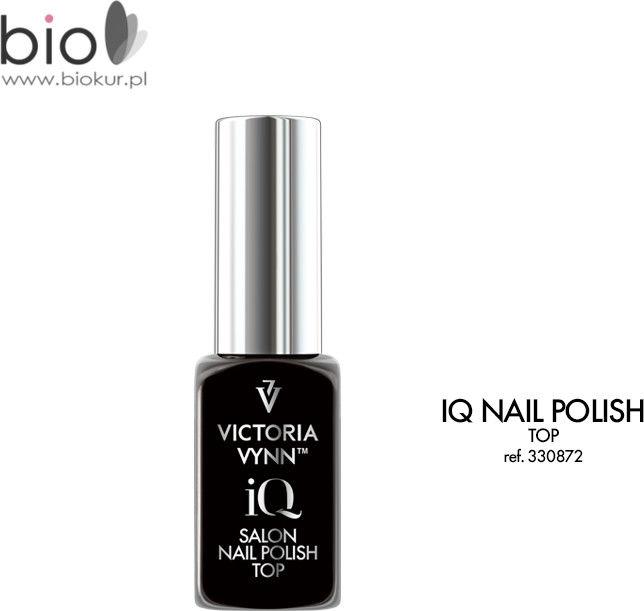 Lakier klasyczny Nail Polish iQ TOP Victoria Vynn - 9 ml