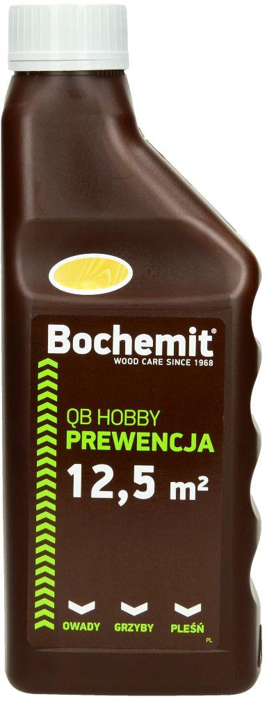 Środek na korniki BOCHEMIT 1kg. Impregnat do drewna owadobójczy.