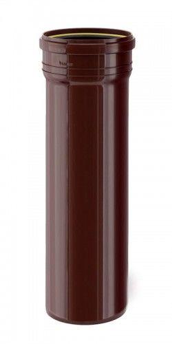 Rura spustowa ø 160 x 500, brązowy