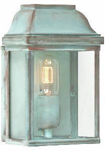 Kinkiet zewnętrzny Victoria VERDI Elstead Lighting klasyczna oprawa w dekoracyjnym stylu
