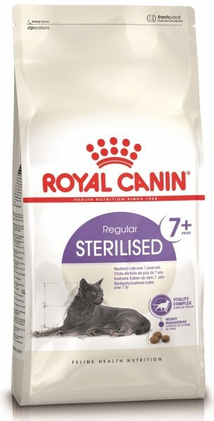 Royal Canin Sterilised 7+ 1,5kg