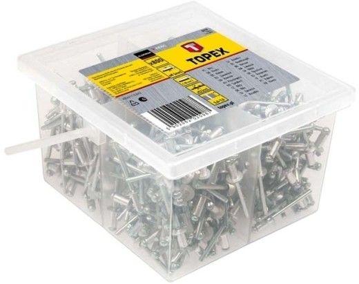 Nity aluminiowe Topex