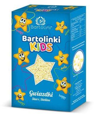 Makaron dla dzieci Gwiazdki 250 g Bartolini
