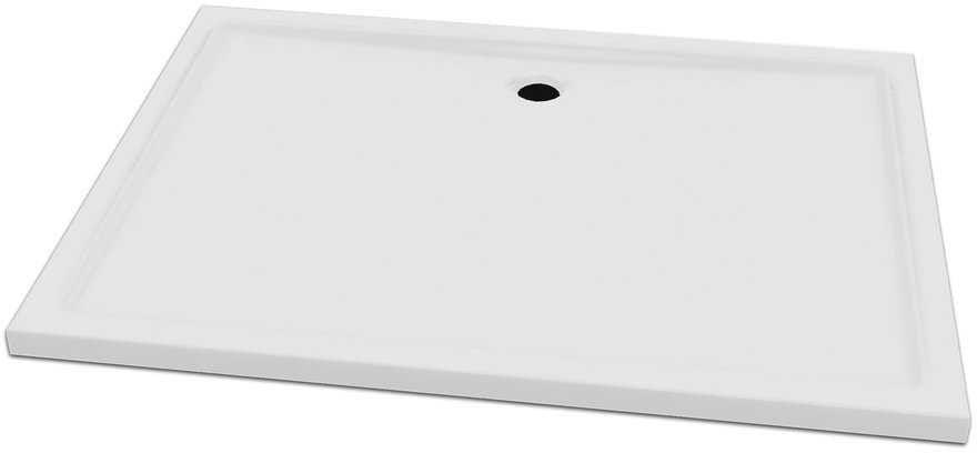 Ravak brodzik akrylowy Gigant 100x80 cm XA01A401210