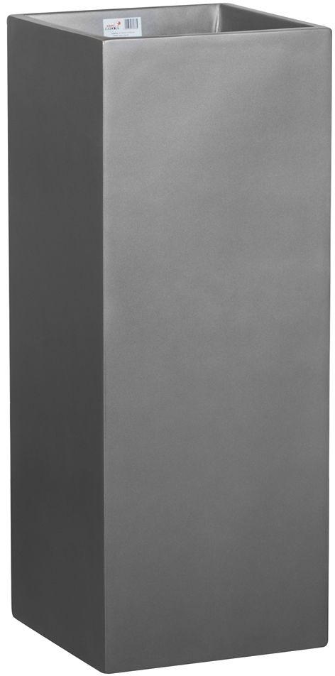Donica z włókna szklanego D273B szary mat