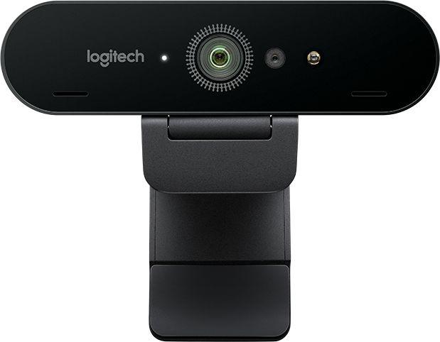 Logitech BRIO ULTRA HD PRO kamera internetowa z natywnym 4K DCI 4096 x 2160, HDR, 16MP, 30fps, 65  78  90  FOV, Autofokus, 5x Zoom