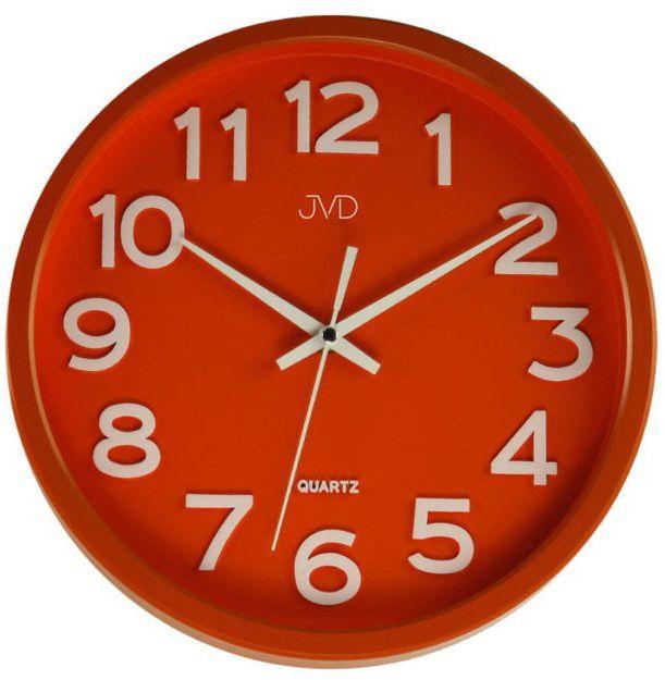 Zegar ścienny JVD HX2413.5 Cichy mechanizm