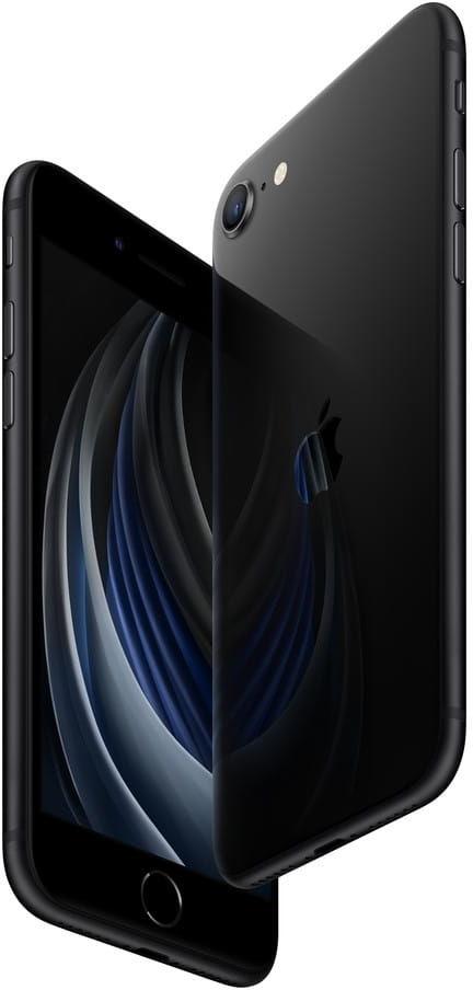 Apple iPhone SE 2020 128GB Czarny MHGT3PM/A