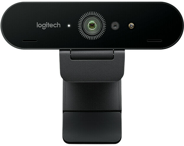 Logitech BRIO STREAM Webcam kamera internetowa 4K 3840 x 2160, 13MP, 30fps, 90  FOV, 5x Zoom