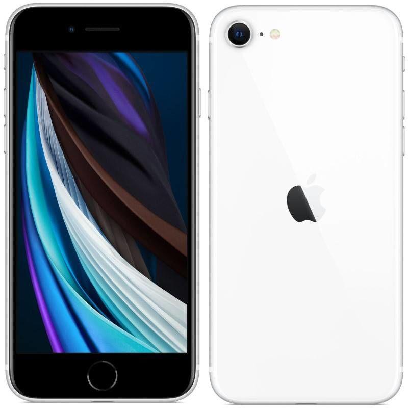 Apple iPhone SE 2020 128GB Biały MHGT3PM/A