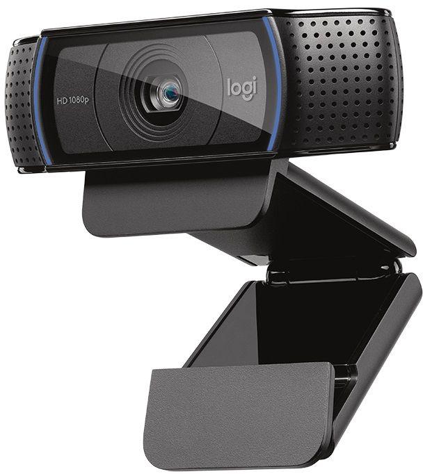 Logitech C920 HD PRO Webcam kamera internetowa Full HD, 30fps, 78  FOV, Stereo Audio, Autofokus