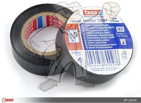 308 Taśma izolacyjna Tesa PCV 15mm 10m