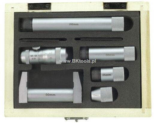 Mikrometr do pomiarów wewnętrznych 50-200 mm LIMIT 96230107