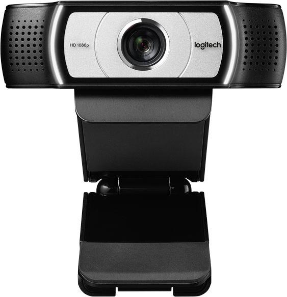 Logitech C930e kamera internetowa Webcam Full HD, 3MP, 30fps, 90  FOV, 4x Zoom