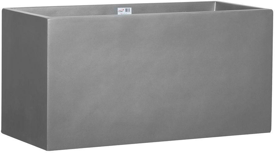 Donica z włókna szklanego D834 szary mat