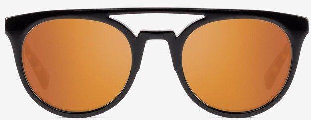 HAWKERS - Okulary przeciwsłoneczne Messi x Black Vegas Gold HAT TRICK MX0124