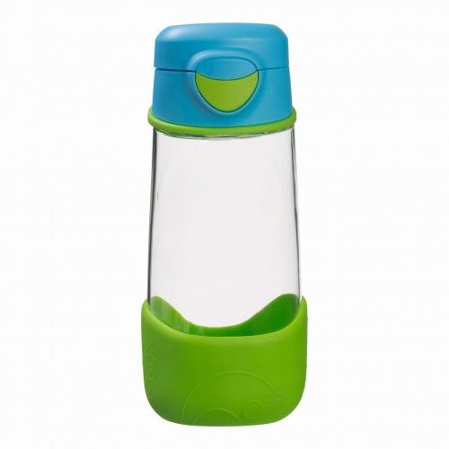 Sportowa butelka tritanowa 450 ml Ocean Breeze b.box